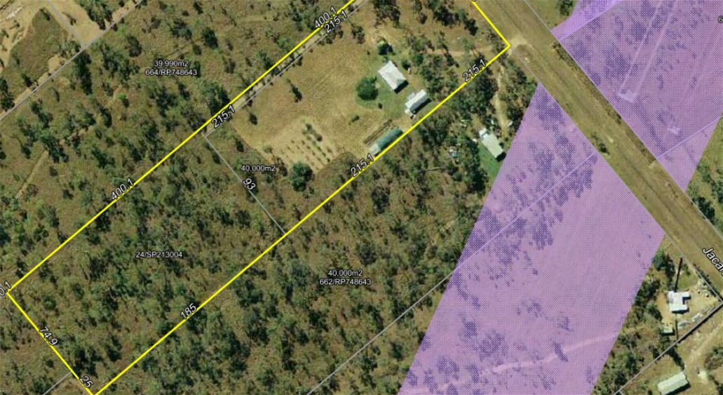 Lot 24 Jacaranda Drive, Millstream QLD 4888, Image 0