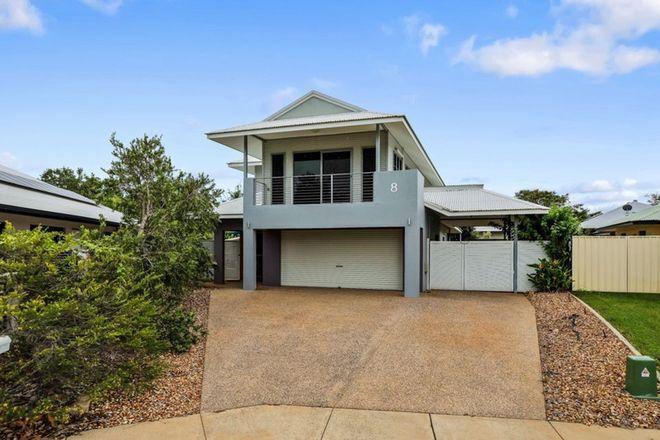 Picture of 8 Dunyila Street, LYONS NT 0810