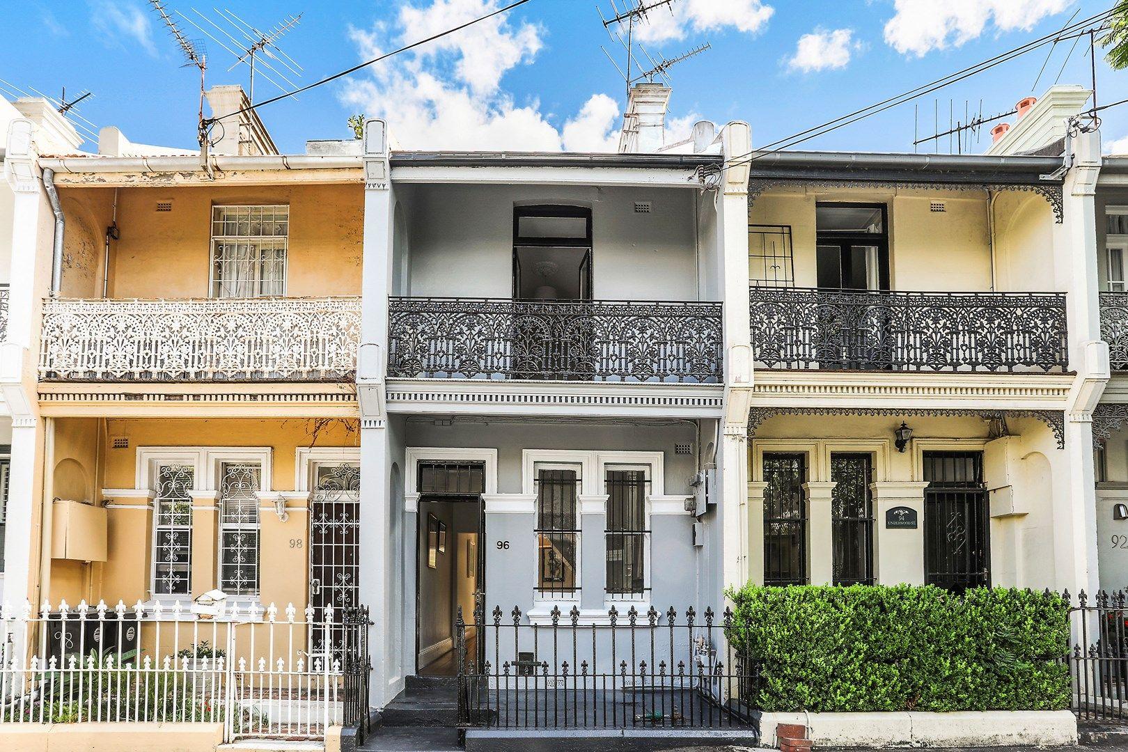 96 Underwood Street, Paddington NSW 2021, Image 0