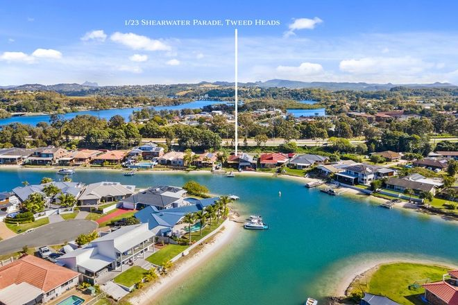 Picture of 1/23 Shearwater Parade, TWEED HEADS NSW 2485