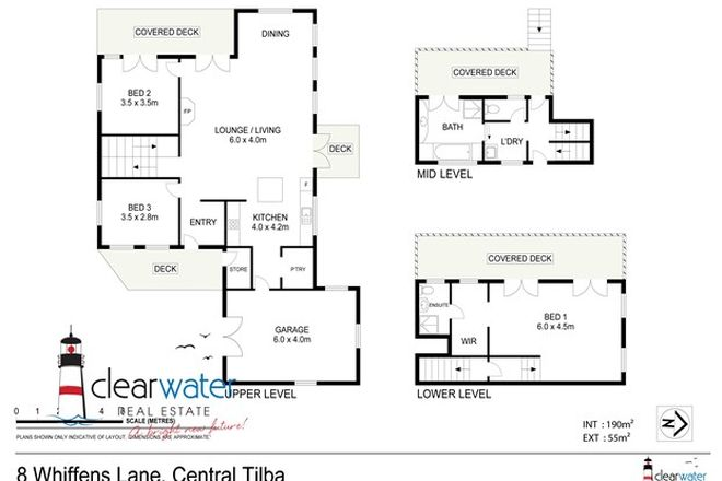 Picture of 8 Whiffens Lane, CENTRAL TILBA NSW 2546
