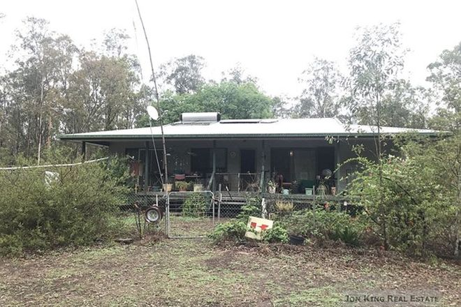 Picture of 7307 Cunningham Highway, MOUNT EDWARDS QLD 4309