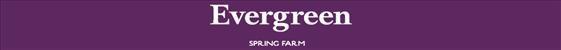 Branding for Evergreen, Spring Farm