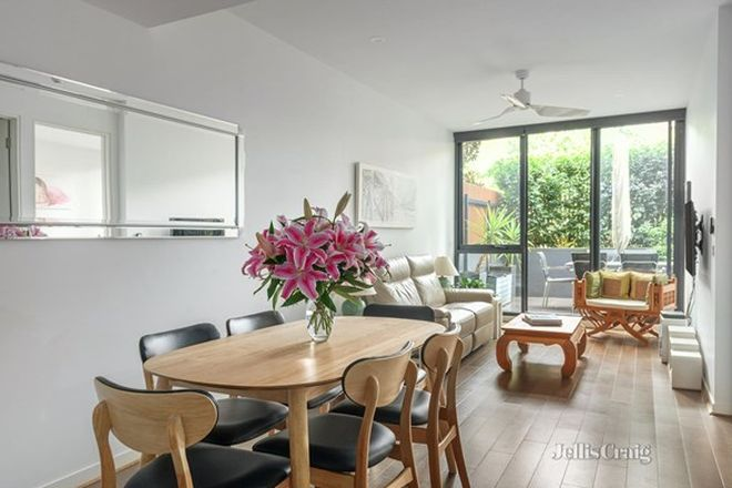 Picture of 3/220 Canterbury Road, CANTERBURY VIC 3126