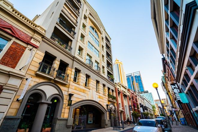 Picture of 12/82 King Street, PERTH WA 6000