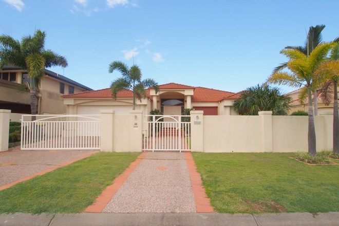 Picture of 46 Sir Bruce Small Blvd, BENOWA WATERS QLD 4217