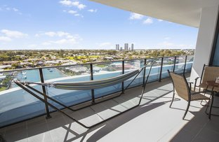 Picture of 1803/5 Harbour Side Court, Biggera Waters QLD 4216