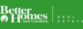 Logo for Better Homes and Gardens Real Estate