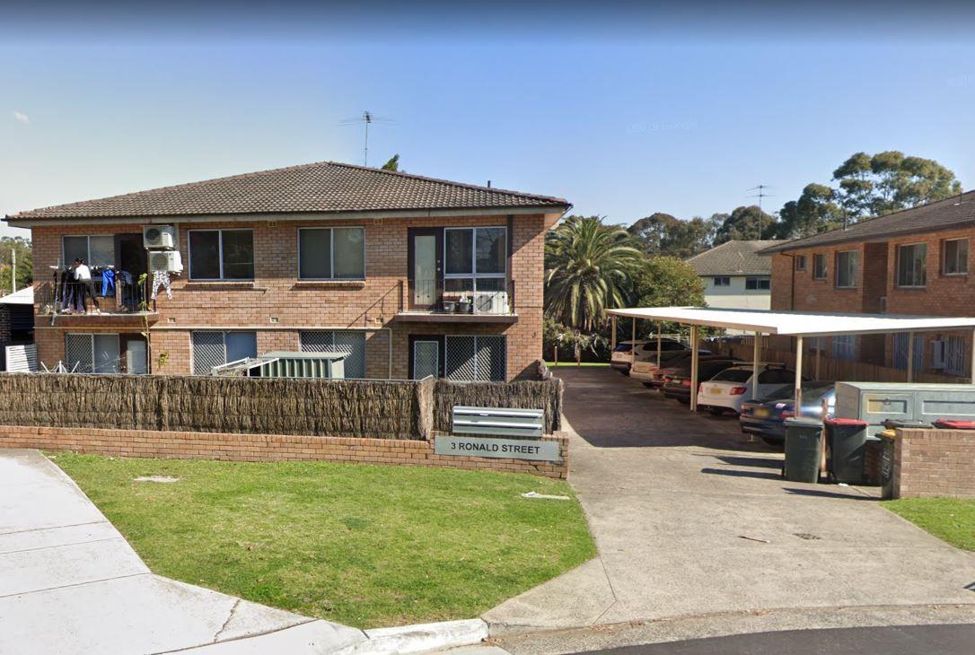 8/3 Ronald Street, Carramar NSW 2163, Image 0