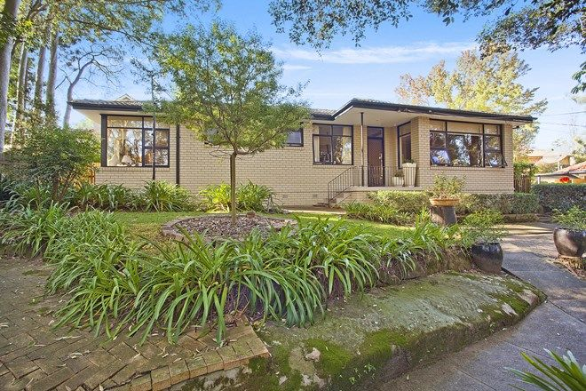 Picture of 82 Castle Howard Road, BEECROFT NSW 2119