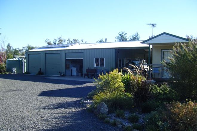 Picture of 1 Upper Bingara Side Road, UPPER BINGARA NSW 2404