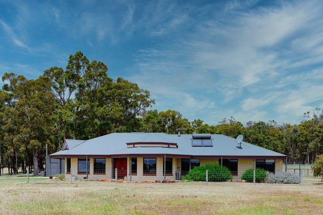 Picture of 12052 Mokerdillup Road, BRIDGETOWN WA 6255
