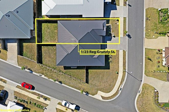Picture of 1 & 2/23 Reg Grundy Street, RIPLEY QLD 4306