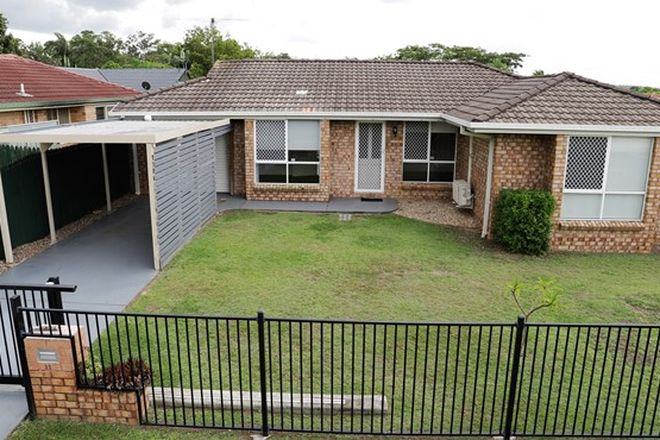 Picture of 11 Murrumbidgee Street, HILLCREST QLD 4118