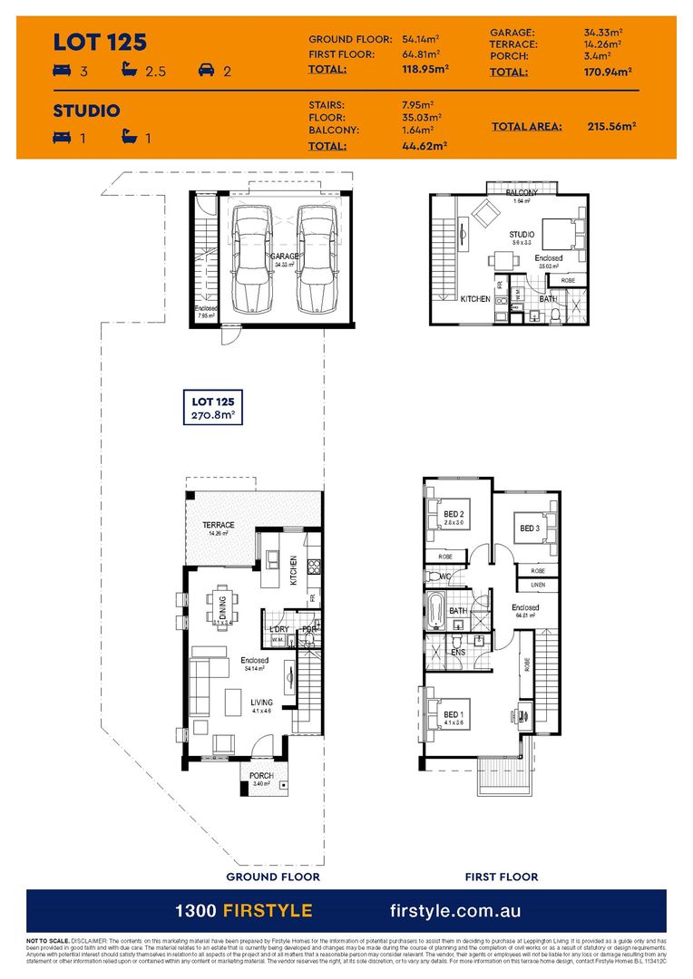 Lot 125 Sixth Avenue, Austral NSW 2179, Image 1