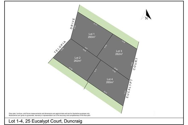 Picture of Lot 4, 25 Eucalypt Court, DUNCRAIG WA 6023