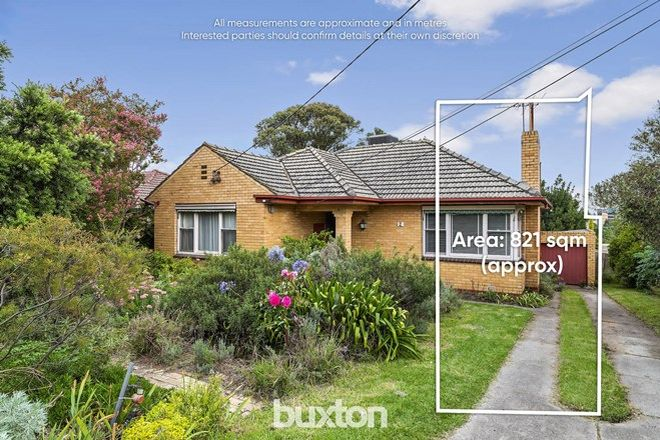 Picture of 2 Montrose Street, ASHWOOD VIC 3147