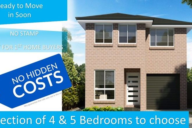 Picture of CALL US/BRAND NEW HOMES PARSEA AVENUE, RIVERSTONE NSW 2765