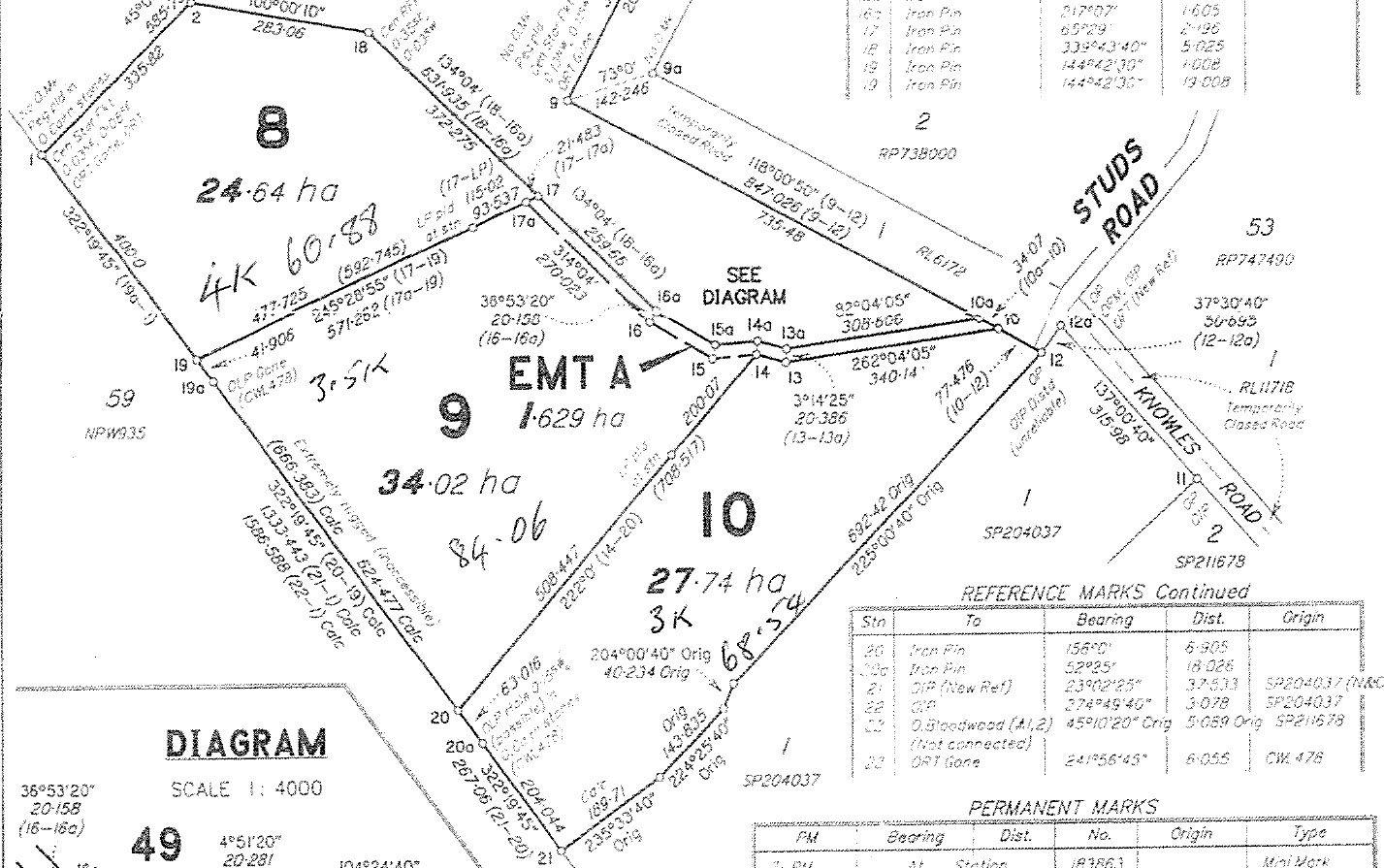 Lot 8 Studs Road, Coolbie QLD 4850, Image 1