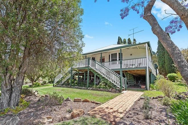 Picture of 4280 Esk Hampton Road, PERSEVERANCE QLD 4352
