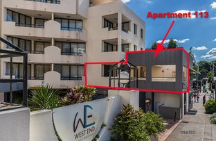 Picture of 113/220 Melbourne Street, South Brisbane QLD 4101