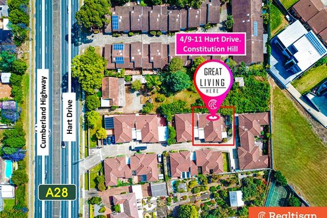 Picture of 4/9-11 Hart Drive, CONSTITUTION HILL NSW 2145