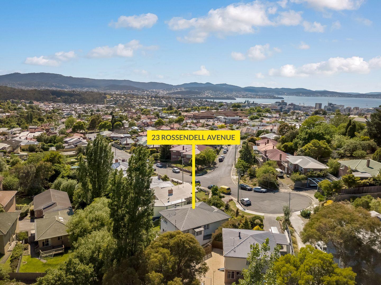 23 Rossendell Avenue, West Hobart TAS 7000, Image 0