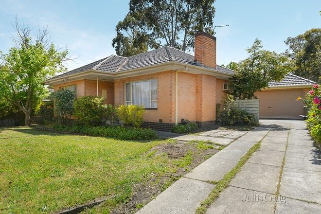Picture of 36 Roberts Avenue, BOX HILL SOUTH VIC 3128