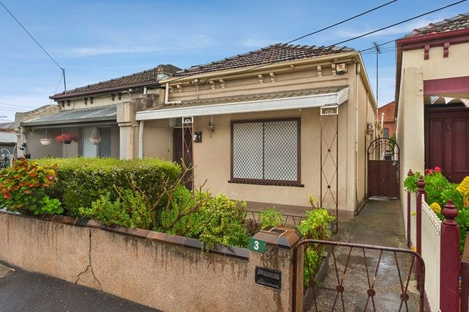 Picture of 3 Cassels Road, BRUNSWICK VIC 3056