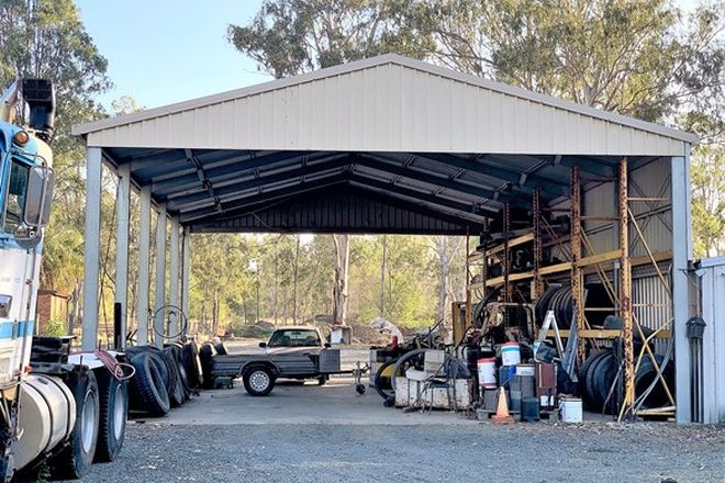 Picture of 583 Brisbane Valley Hwy, WANORA QLD 4306