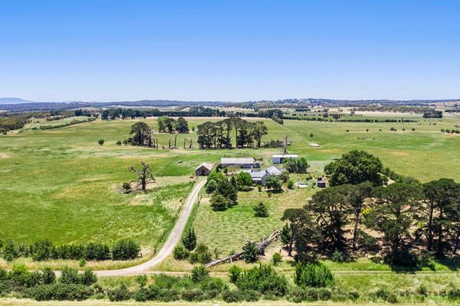 Picture of 31 Rollinsons Road, MALMSBURY VIC 3446