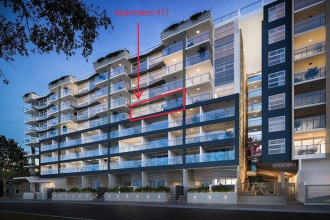 Picture of 411/100 Holdsworth Street, COORPAROO QLD 4151