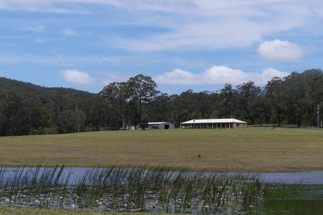 Picture of 283 Locketts Crossing Road, COOLONGOLOOK NSW 2423