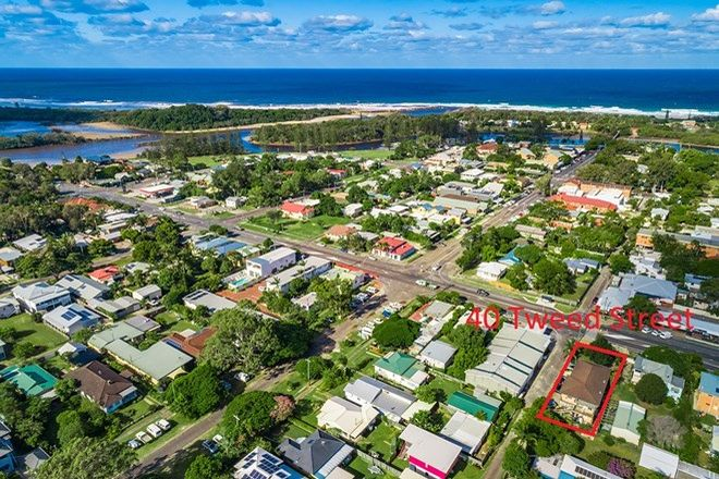 Picture of 40 TWEED STREET, BRUNSWICK HEADS NSW 2483