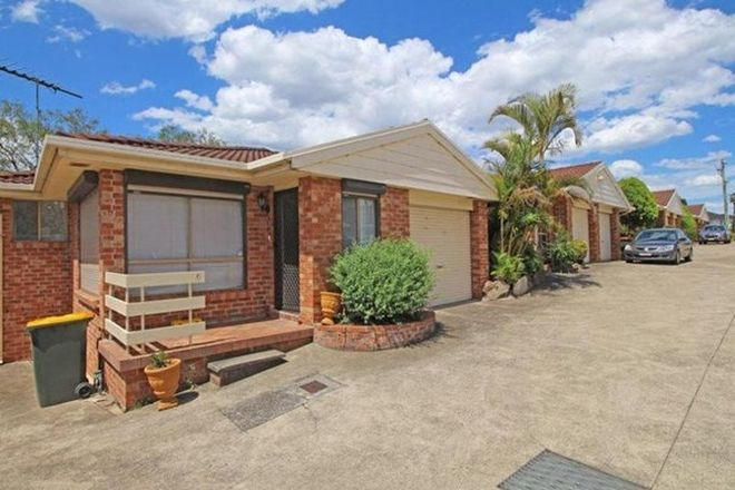 Picture of 7/2-6 Hawkesbury Road, WESTMEAD NSW 2145