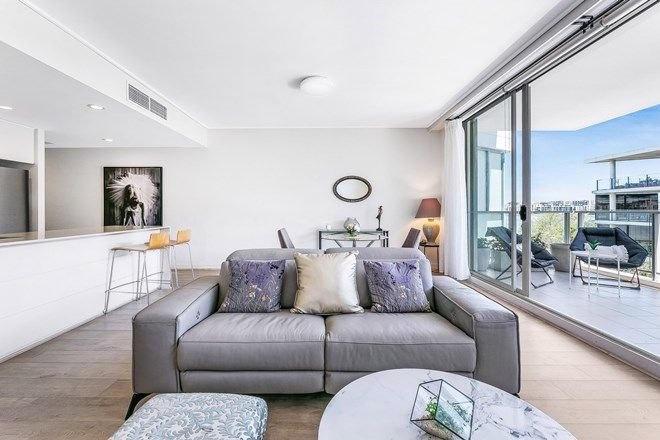 Picture of 303/9 Sevier Avenue, RHODES NSW 2138