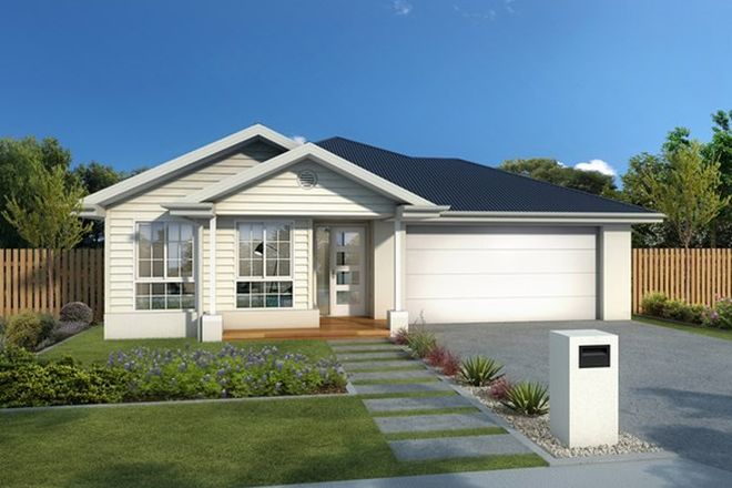 Picture of Lot 8 Coastview Place, VICTORIA POINT QLD 4165