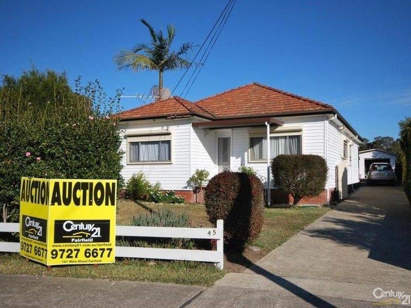 45 Johnston Road, Bass Hill NSW 2197, Image 0