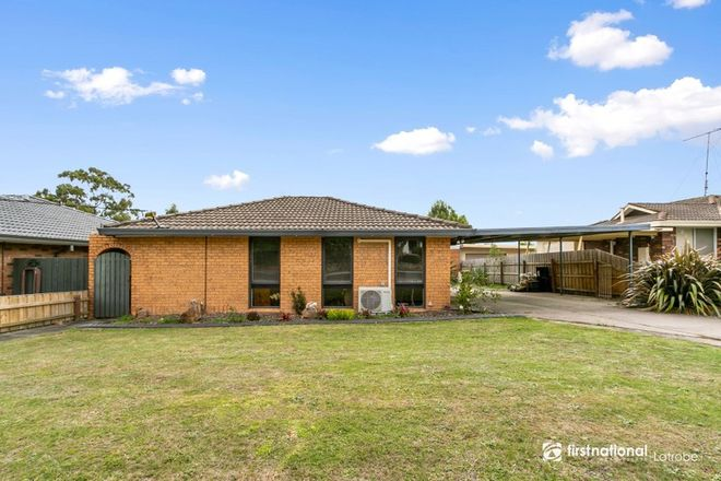 Picture of 11 McLean Avenue, CHURCHILL VIC 3842