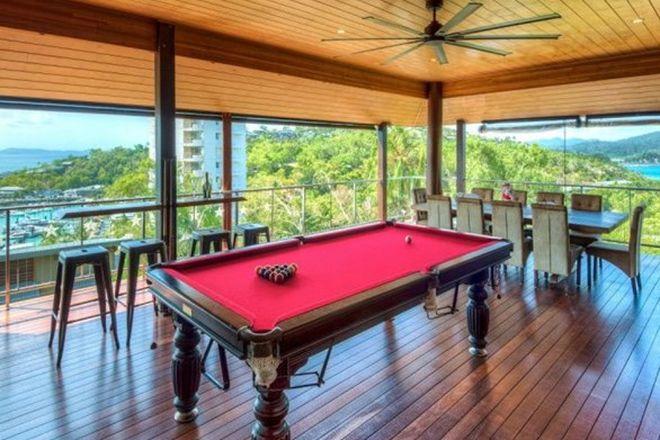 Picture of Uisce / 5 Marina Terrace, HAMILTON ISLAND QLD 4803
