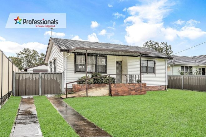 Picture of 43 Maple Road, NORTH ST MARYS NSW 2760