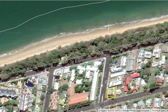 Picture of 8 Ann Street, TORQUAY QLD 4655