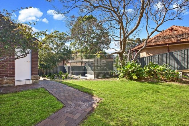 Picture of 24 Arthur  Street, RANDWICK NSW 2031