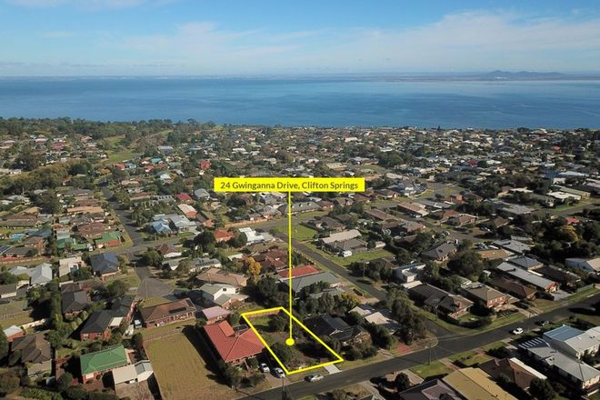 Picture of 24 Gwinganna Drive, CLIFTON SPRINGS VIC 3222