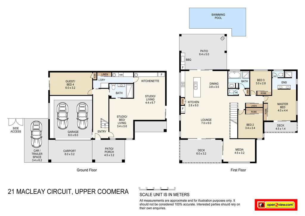 21 Macleay Circuit, Upper Coomera QLD 4209, Image 22