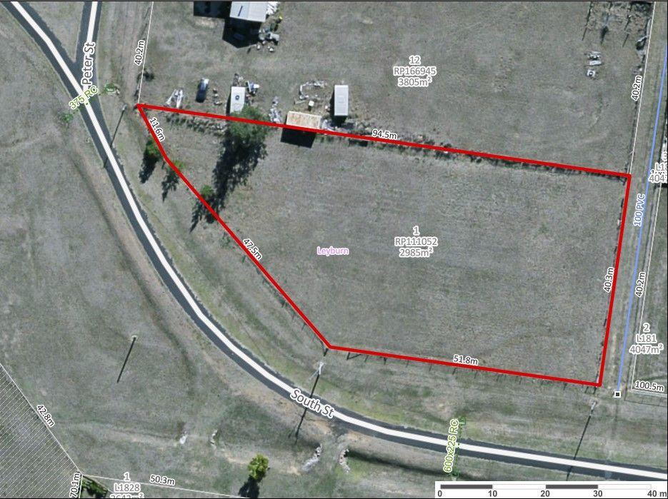 Lot 1 Peter Street, Leyburn QLD 4365, Image 0