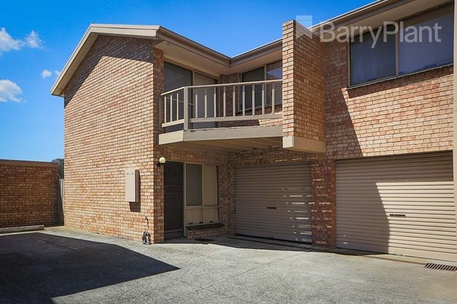 Picture of 4/3-5 Allan Street, NOBLE PARK VIC 3174