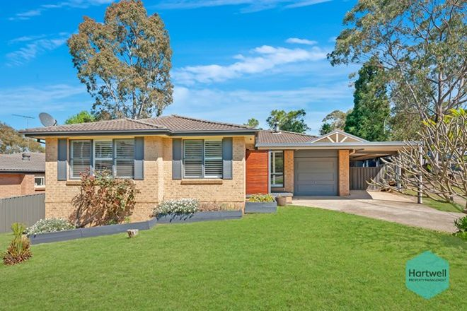 Picture of 40 Faulkland Crescent, KINGS PARK NSW 2148