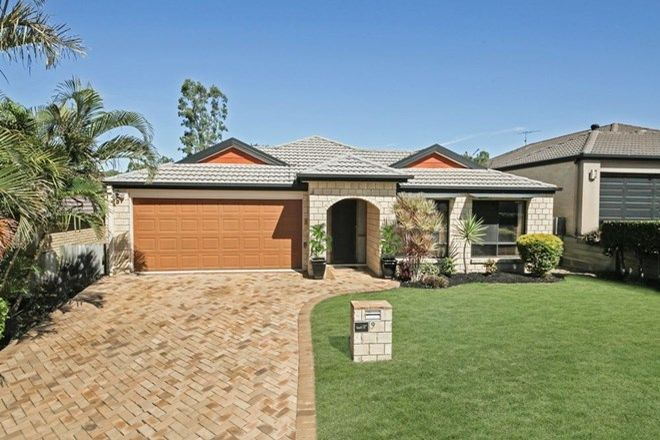 Picture of 9 Parkside Place, FOREST LAKE QLD 4078
