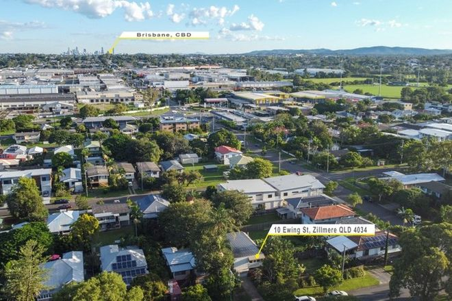 Picture of 10 Ewing Street, ZILLMERE QLD 4034